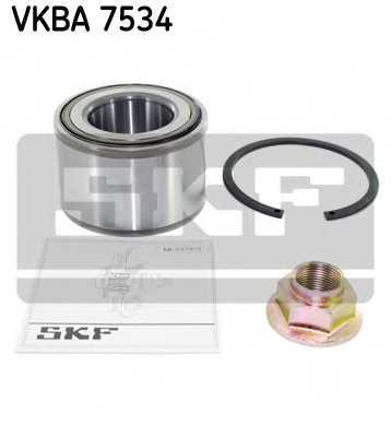 Комплект подшипника ступицы колеса SKF VKBA 7534 - изображение