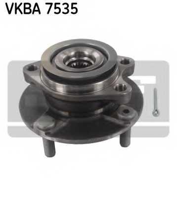Комплект подшипника ступицы колеса SKF VKBA 7535 - изображение