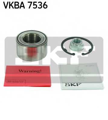 Комплект подшипника ступицы колеса SKF VKBA 7536 - изображение