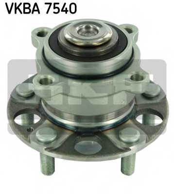 Комплект подшипника ступицы колеса SKF VKBA 7540 - изображение