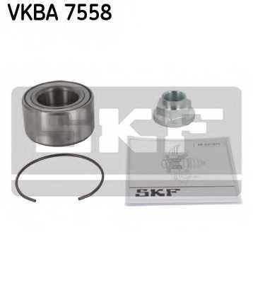 Комплект подшипника ступицы колеса SKF VKBA 7558 - изображение