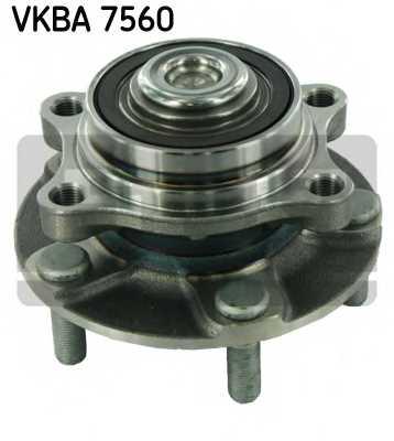 Комплект подшипника ступицы колеса SKF VKBA 7560 - изображение