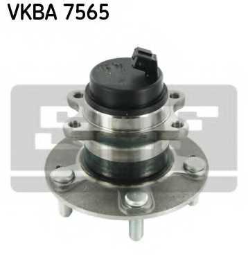 Комплект подшипника ступицы колеса SKF VKBA 7565 - изображение