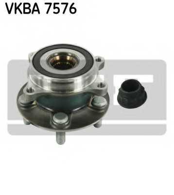 Комплект подшипника ступицы колеса SKF VKBA 7576 - изображение
