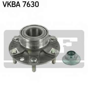 Комплект подшипника ступицы колеса SKF VKBA 7630 - изображение
