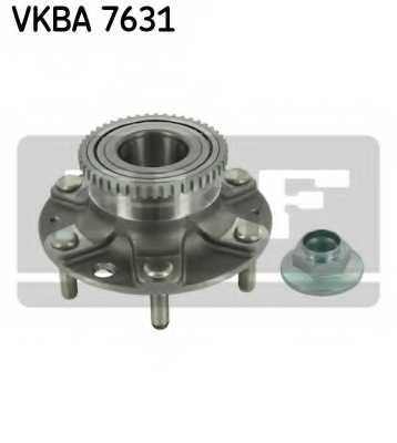 Комплект подшипника ступицы колеса SKF VKBA 7631 - изображение
