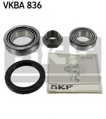 Комплект подшипника ступицы колеса SKF VKBA 836 - изображение