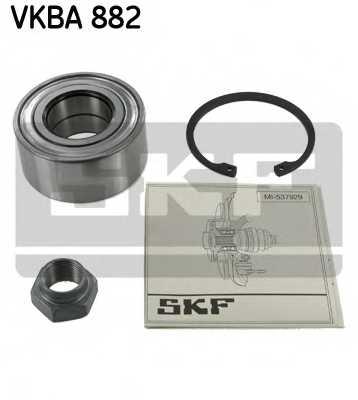 Комплект подшипника ступицы колеса SKF VKBA 882 - изображение