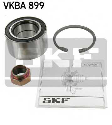 Комплект подшипника ступицы колеса SKF VKBA 899 - изображение