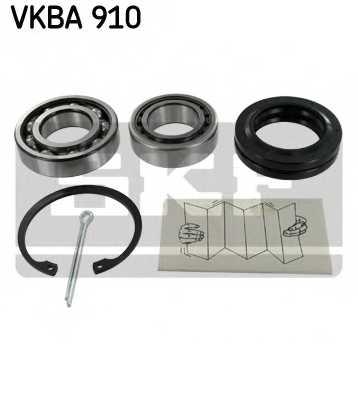 Комплект подшипника ступицы колеса SKF VKBA 910 - изображение