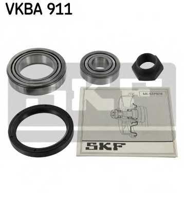 Комплект подшипника ступицы колеса SKF VKBA 911 - изображение