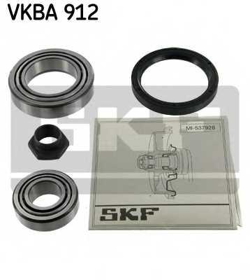 Комплект подшипника ступицы колеса SKF VKBA912 - изображение
