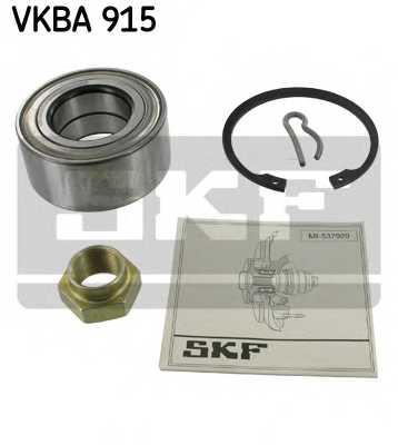 Комплект подшипника ступицы колеса SKF VKBA 915 - изображение