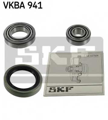 Комплект подшипника ступицы колеса SKF VKBA 941 - изображение