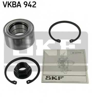 Комплект подшипника ступицы колеса SKF VKBA 942 - изображение