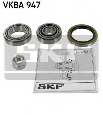 Комплект подшипника ступицы колеса SKF VKBA 947 - изображение