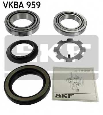 Комплект подшипника ступицы колеса SKF VKBA 959 - изображение