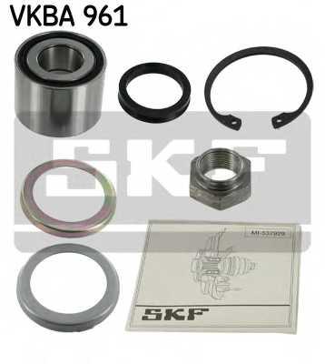 Комплект подшипника ступицы колеса SKF VKBA 961 - изображение