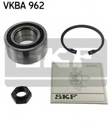 Комплект подшипника ступицы колеса SKF VKBA 962 - изображение