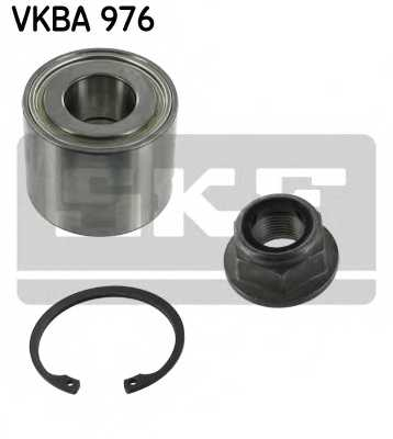 Комплект подшипника ступицы колеса SKF VKBA 976 - изображение
