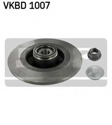 Тормозной диск SKF VKBD 1007 - изображение