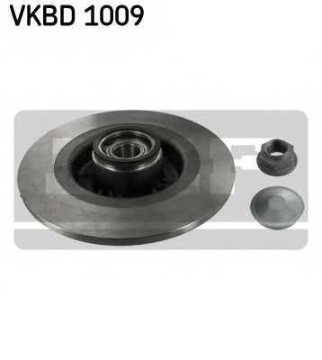 Тормозной диск SKF VKBD 1009 - изображение