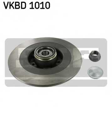 Тормозной диск SKF VKBD 1010 - изображение