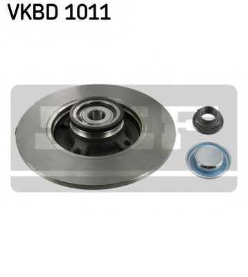 Тормозной диск SKF VKBD 1011 - изображение