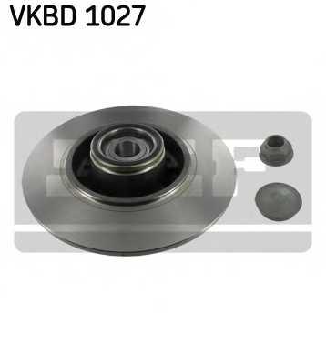 Тормозной диск SKF VKBD 1027 - изображение