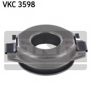 Выжимной подшипник SKF VKC 3598 - изображение