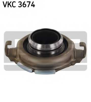 Выжимной подшипник SKF VKC 3674 - изображение