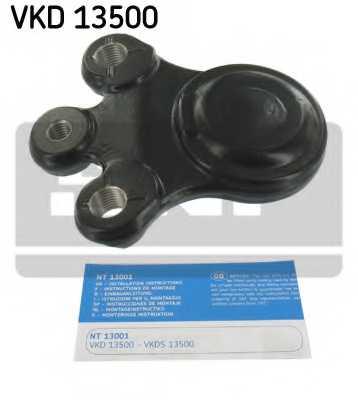 Несущий / направляющий шарнир SKF VKD13500 - изображение