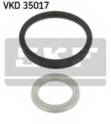 Подшипник опоры стойки амортизатора SKF VKD 35017 - изображение