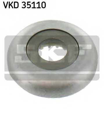 Подшипник опоры стойки амортизатора SKF VKD 35110 - изображение