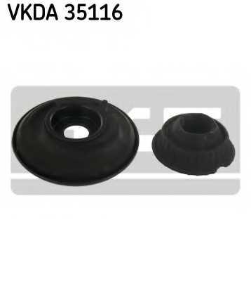 Опора стойки амортизатора SKF VKDA 35116 - изображение