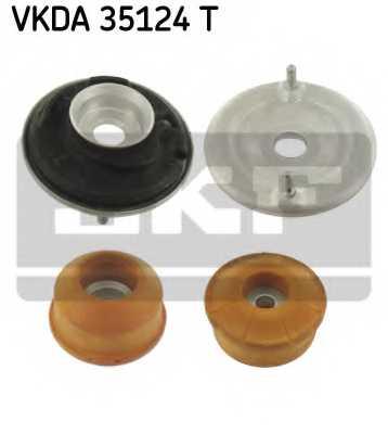 Опора стойки амортизатора SKF VKDA 35124 T - изображение