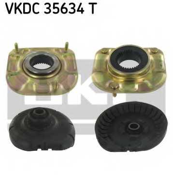 Опора стойки амортизатора SKF VKDC 35634 T - изображение
