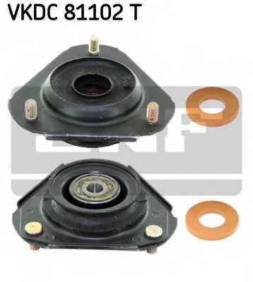 Опора стойки амортизатора SKF VKDC81102T - изображение