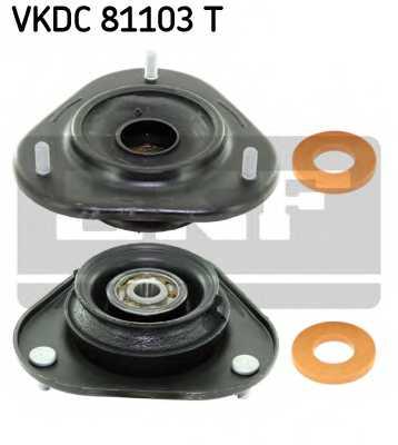 Опора стойки амортизатора SKF VKDC 81103 T - изображение