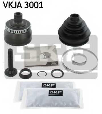 Шарнирный комплект приводного вала SKF VKJA 3001 - изображение