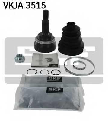 Шарнирный комплект приводного вала SKF VKJA 3515 - изображение