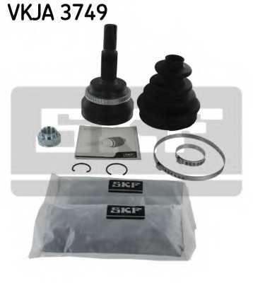 Шарнирный комплект приводного вала SKF VKJA 3749 - изображение