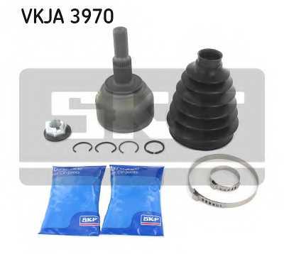 Шарнирный комплект приводного вала SKF VKJA 3970 - изображение