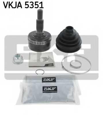 Шарнирный комплект приводного вала SKF 3301885 / VKJA 5351 - изображение