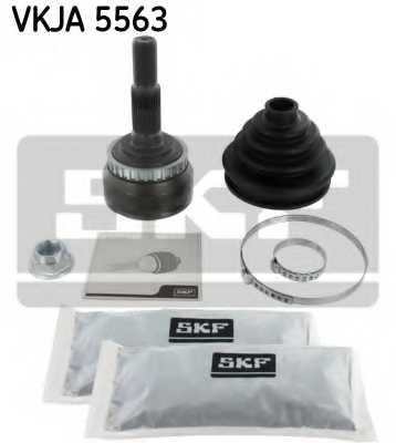 Шарнирный комплект приводного вала SKF VKJA 5563 - изображение