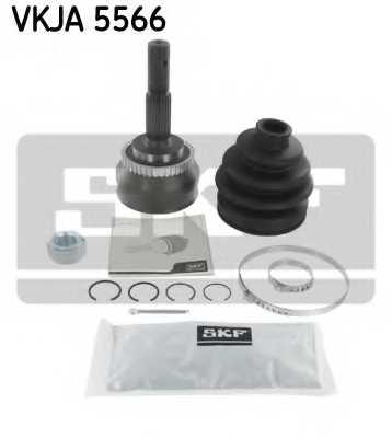 Шарнирный комплект приводного вала SKF VKJA 5566 - изображение