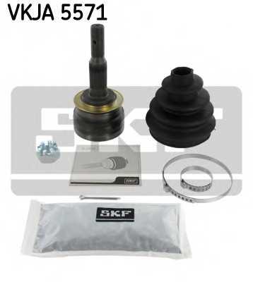 Шарнирный комплект приводного вала SKF VKJA5571 - изображение