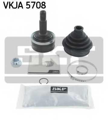 Шарнирный комплект приводного вала SKF VKJA 5708 - изображение