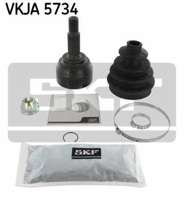 Шарнирный комплект приводного вала SKF VKJA 5734 - изображение