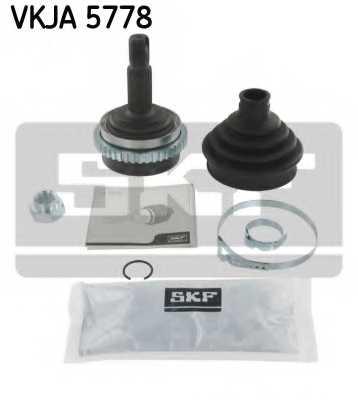 Шарнирный комплект приводного вала SKF VKJA5778 - изображение